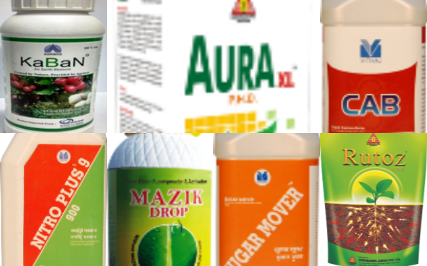 Agrochemicals companies in India, Pesticides companies in